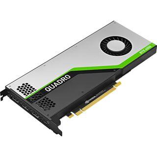 8GB PNY Quadro RTX 4000, 8GB GDDR6, 3x DP, USB-C (VCQRTX4000-UPG-PB)