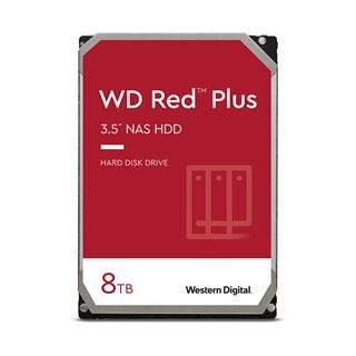 "8000GB WD Red Plus WD80EFBX 256MB 3.5"" (8.9cm) SATA 6Gb/"