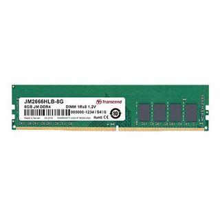 8GB (1x 8192MB) TRANSCEND DDR4 2400 REG-DIMM 1Rx8