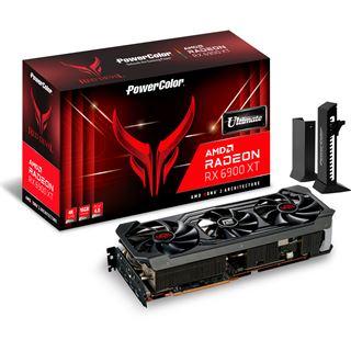 16GB Powercolor Radeon RX 6900 XTU Red Devil Ultimate DDR6 (Retail)