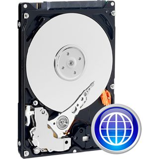 """80GB WD Scorpio WD800BEVS 5400U/m 8MB 2,5"""" (6,4cm) SATA"""