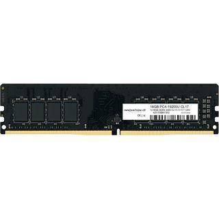 16GB (1x 16384MB) Innovation IT DDR4-2400 PC4-19200U 16Chip