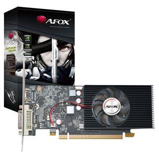 2GB AFOX GeForce GT 1030 Aktiv PCIe 3.0)