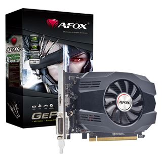 4GB AFOX GeForce GT 1030 Aktiv PCIe 3.0)