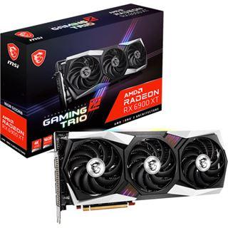 16GB MSI Radeon RX 6900 XT Gaming Z Trio Aktiv PCIe 4.0 x16 (Retail)