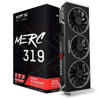 16GB XFX Radeon RX 6900 XT MERC319 GAMING BLACK Limited Edition