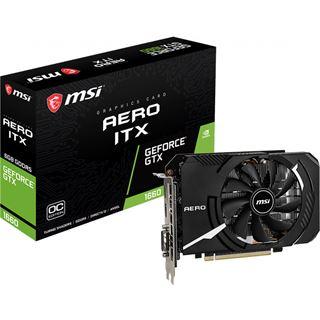 6GB MSI GeForce GTX 1660 AERO ITX 6G OC (Retail)