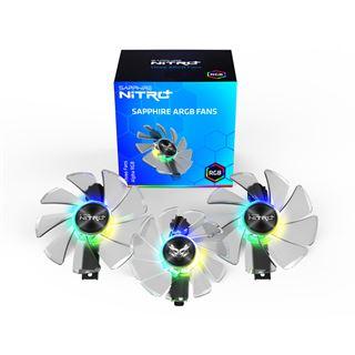 Sapphire Gear ARGB fan 3in1 for NITRO+ RX 5700 Series Lite