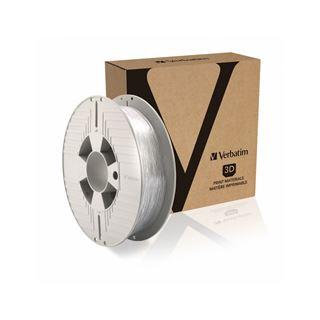 Verbatim FIL Durabio 1,75mm 500g, klar