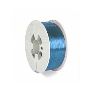 Verbatim FIL PET-G 1,75mm 1Kg, blau transparent
