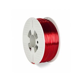 Verbatim Printer3D Filament rot transparent