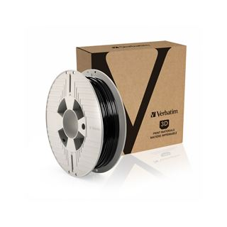 Verbatim PMMA Filament 500 g - 2.85 mm, schwarz