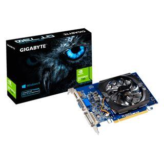 GIGABYTE GeForce GT 730 GPU 2GB DDR3 HDMI DVI D-Sub