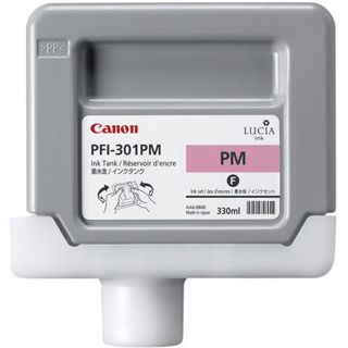Canon Tinte PFI-301PM 1491B001 magenta photo