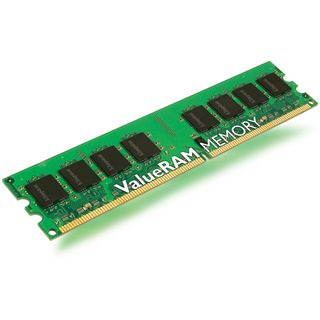 1GB Kingston ValueRAM DDR2-800 DIMM CL5 Single