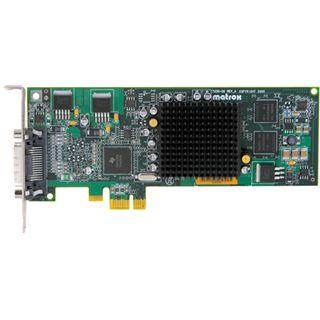 32MB Matrox Millenium G550 DH Low Profile Passiv PCIe x1 (Retail)