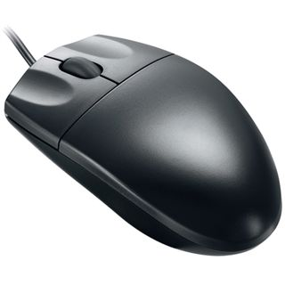 Logitech S90 Black Wheel Mouse OEM
