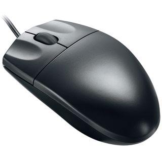 Logitech S90 Black Wheel Mouse OEM