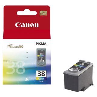 Canon Tinte Cl-38 2146B001 cyan, magenta, gelb