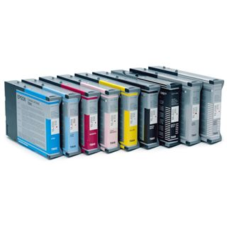 Epson Tinte C13T543200 cyan