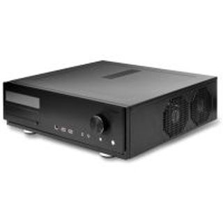 mATX Antec Media Center, Schwarz (inkl. 430Watt)