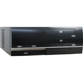 ATX Inter-Tech Arris A2B Desktop Gehäuse 430 Watt Schwarz