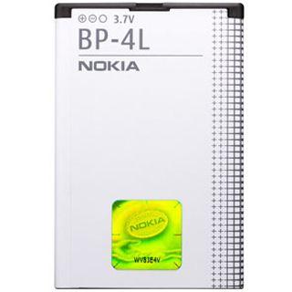 Nokia Akku 1500mAh Li-Poly BP-4L