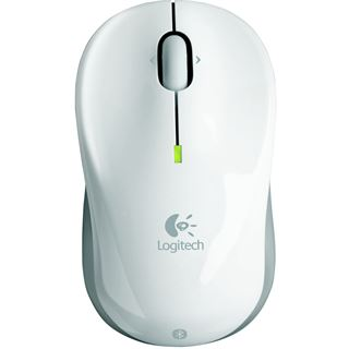 Logitech V470 Bluetooth USB Laser Maus weiß