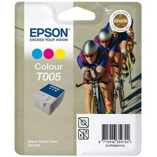 Epson Tinte C13T00501110 cyan/magenta/gelb