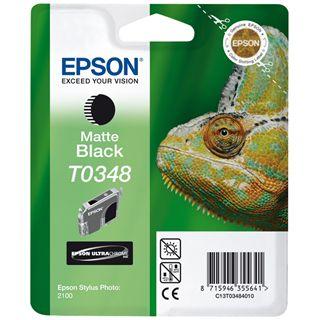 Epson Tinte C13T03484010 schwarz matt
