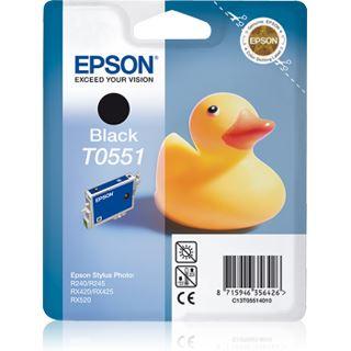 Epson Tinte T0551 C13T05514010 schwarz