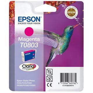 Epson Tinte T0803 C13T08034010 magenta