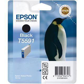 Epson Tinte C13T55914010 schwarz