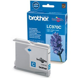 Brother Tinte LC970C cyan
