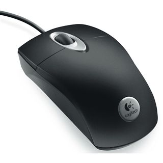 Logitech RX300 Optical Mouse PREMIUM, Black