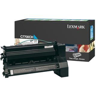 Lexmark C7700CH cyan