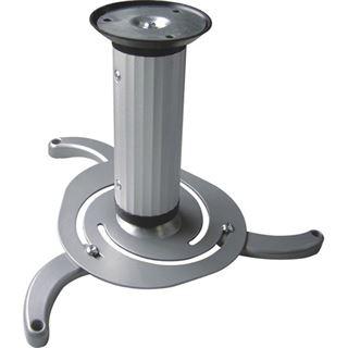 NewStar Deckenhalterung Beamer Höhe 8-15cm Silber Retail