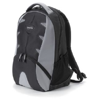 Dicota Rucksack BacPac Element 15,4 schwarz