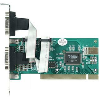 Longshine LCS-6021 2 Port PCI retail