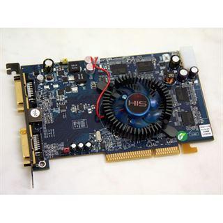 HIS HD 2600XT 256MB GDDR3 HDMI