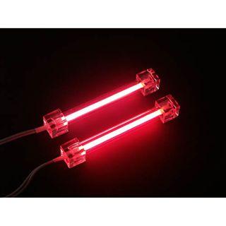 Sharkoon Luminous 2x CCFL rot Kaltlicht-Kathode für Gehäuse (4044951002399)