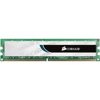 1GB Corsair ValueSelect DDR-400 DIMM CL3 Single