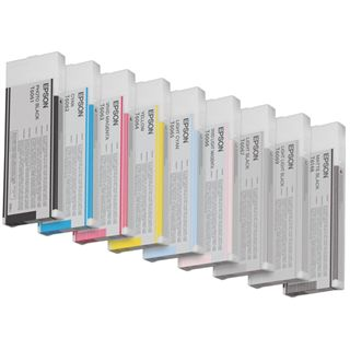 Epson Tinte C13T606500 cyan hell