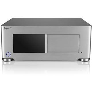 OrigenAE S16T HTPC Alu Desktop ohne Netzteil silber