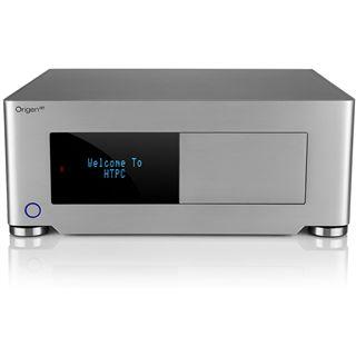 OrigenAE S16V HTPC inkl. VF310 Desktop ohne Netzteil silber
