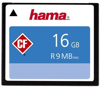 16 GB Hama High Speed Compact Flash TypI 60x Bulk