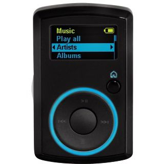 2GB SanDisk Sansa CLIP MP3 PLAYER BLACK