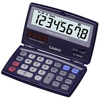 Casio SL-100VER-S CALCULATOR