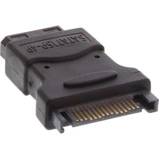 """InLine SATA Stromadapter, 1x 5,25"""" Stecker"""
