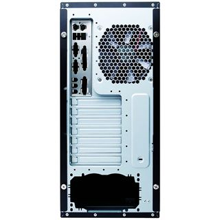 Antec Three Hundred Midi Tower ohne Netzteil schwarz